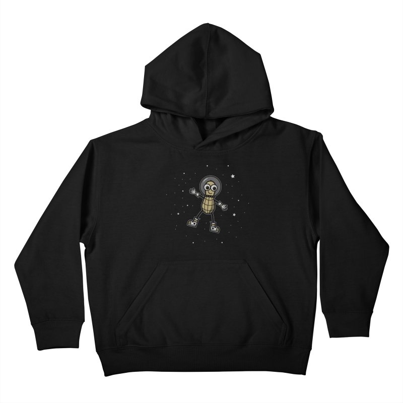 Astronutty Kids Pullover Hoody by Treemanjake