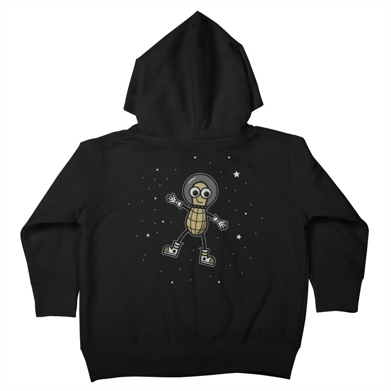Astronutty Kids Toddler Zip-Up Hoody by Treemanjake