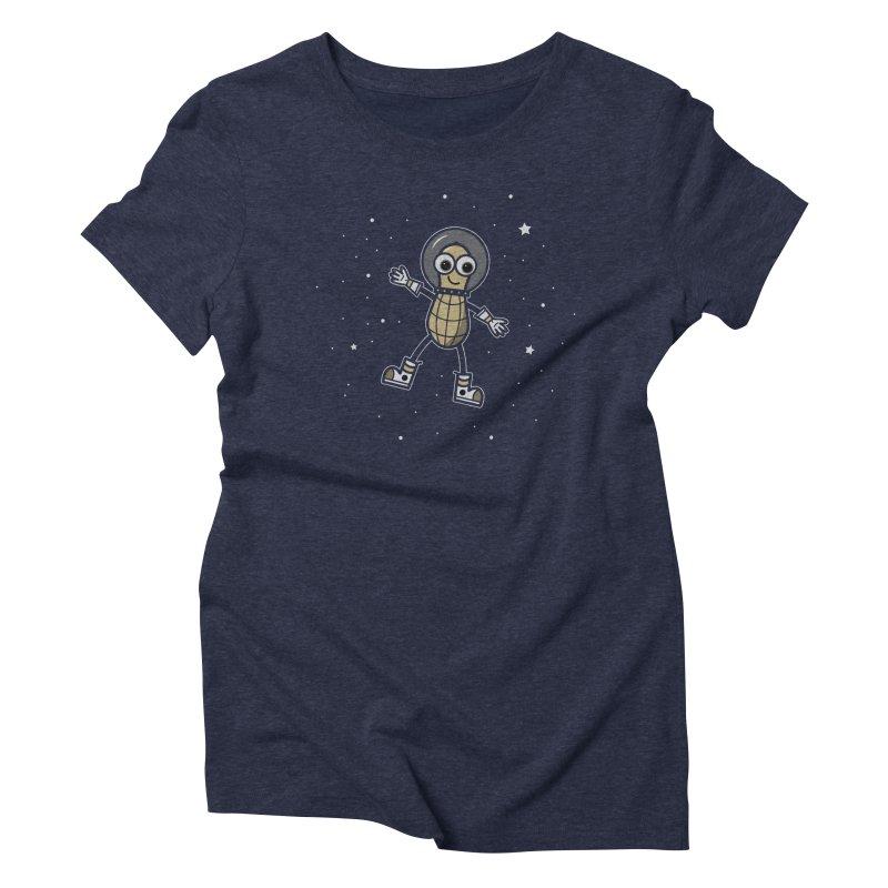 Astronutty Women's Triblend T-Shirt by Treemanjake