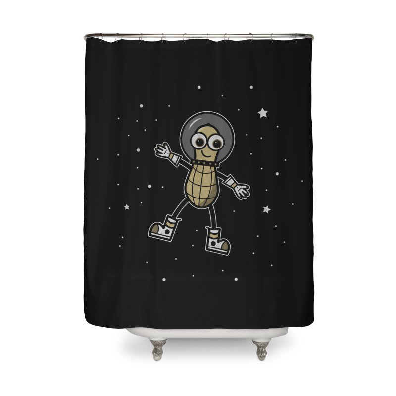 Astronutty Home Shower Curtain by Treemanjake