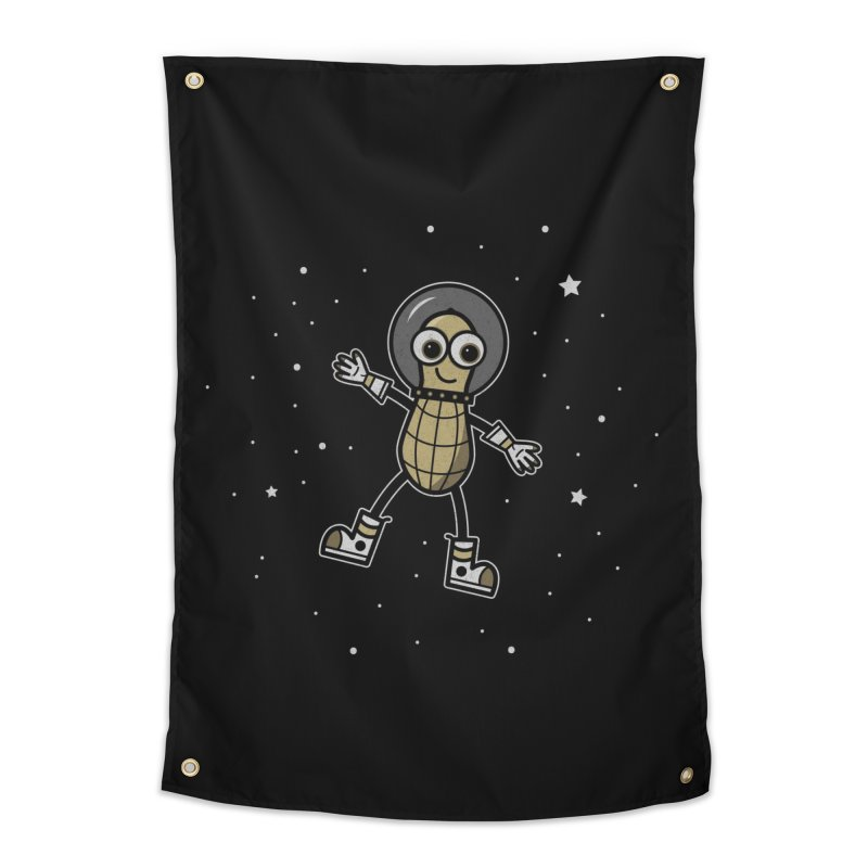 Astronutty Home Tapestry by Treemanjake