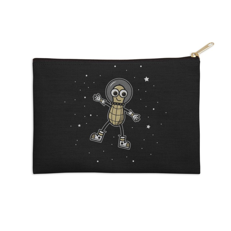 Astronutty Accessories Zip Pouch by Treemanjake