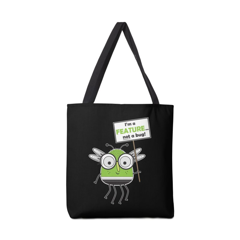 I'm not a bug Accessories Tote Bag Bag by Treemanjake
