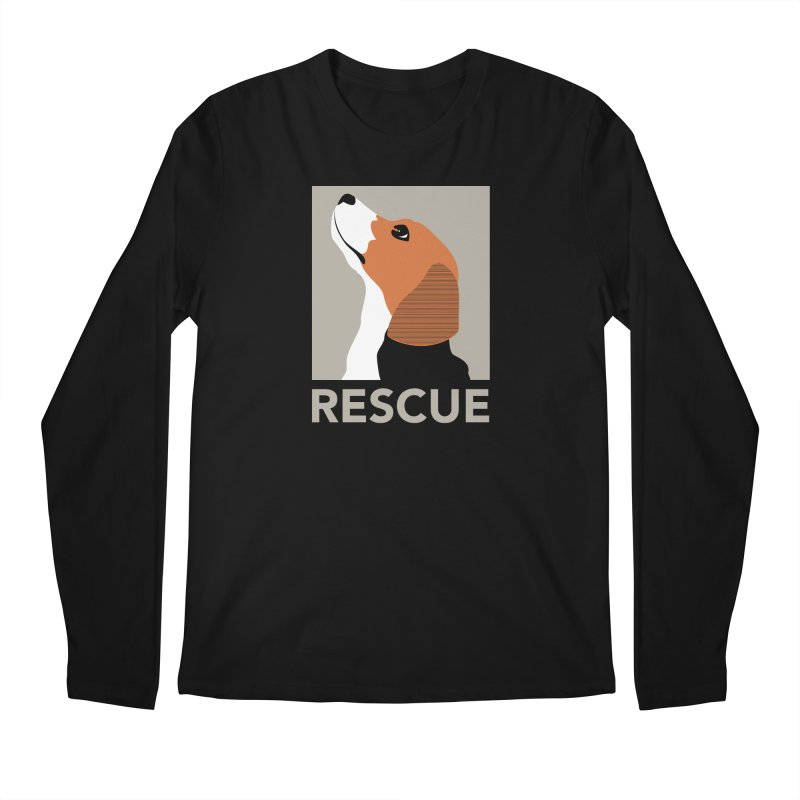 Rescue Men's Longsleeve T-Shirt by trekvix's Artist Shop