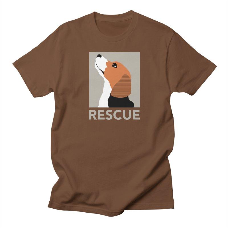 Rescue Women's Unisex T-Shirt by trekvix's Artist Shop