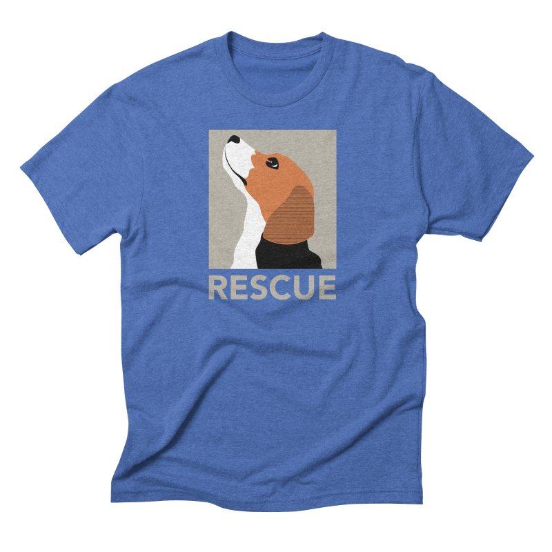Rescue Men's Triblend T-Shirt by trekvix's Artist Shop