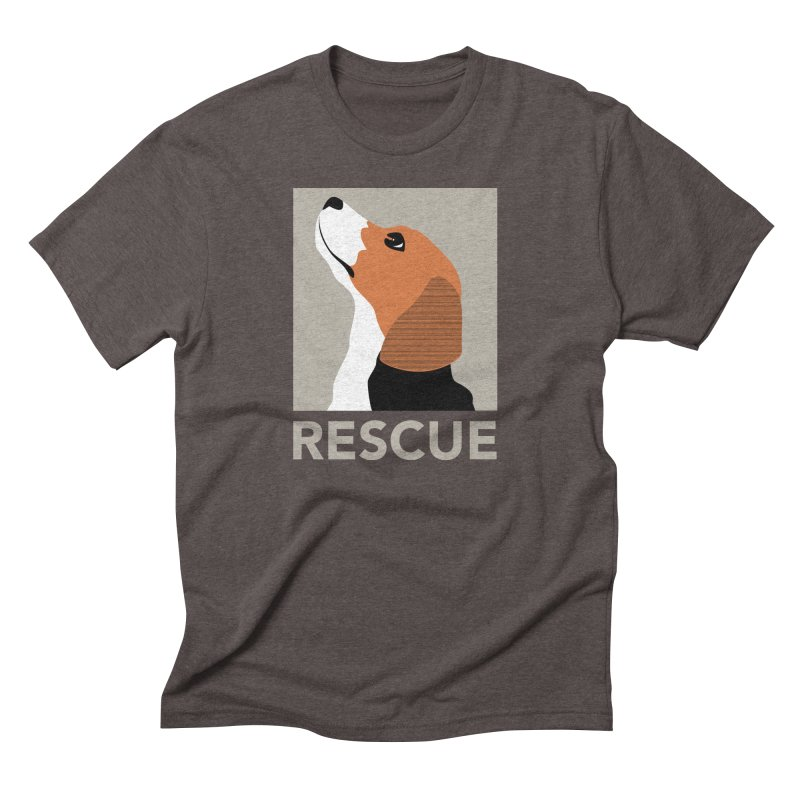Rescue Men's Triblend T-shirt by trekvix's Artist Shop
