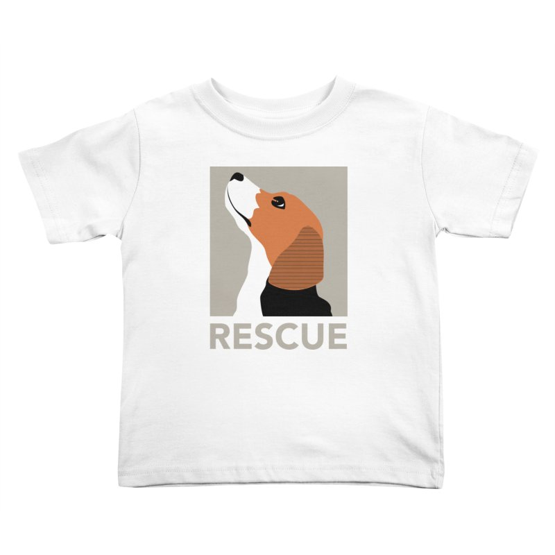 Rescue Kids Toddler T-Shirt by trekvix's Artist Shop