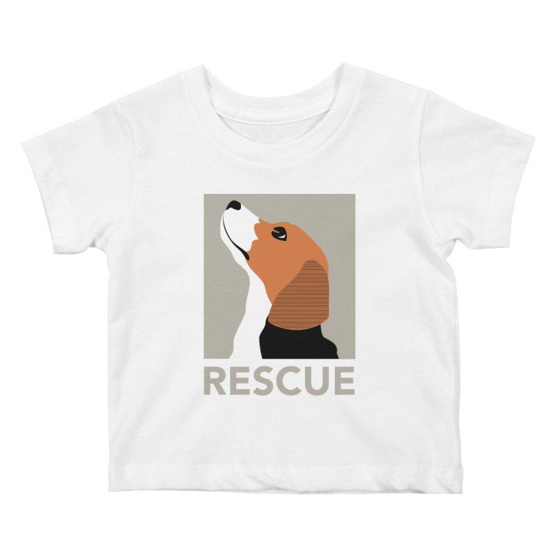 Rescue Kids Baby T-Shirt by trekvix's Artist Shop