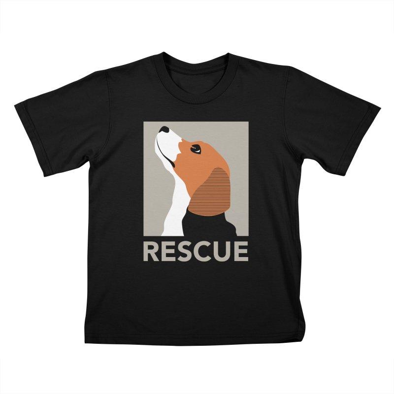 Rescue Kids T-shirt by trekvix's Artist Shop