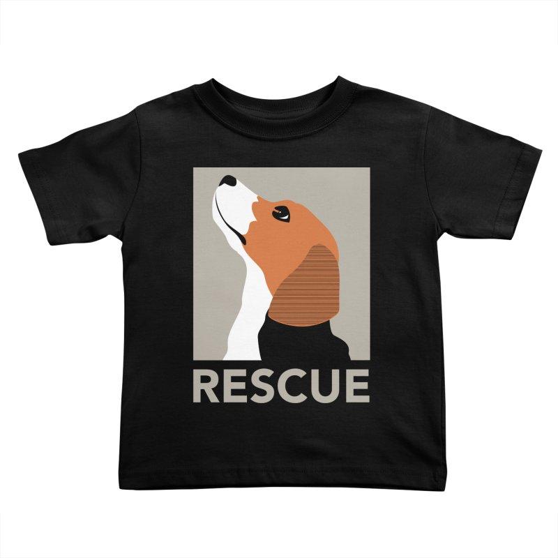 Rescue Kids Toddler T-Shirt by trekvix's Artist Shop