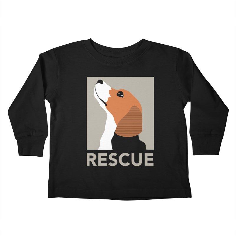 Rescue Kids Toddler Longsleeve T-Shirt by trekvix's Artist Shop