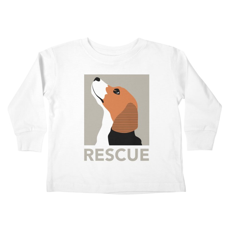 Rescue Kids Toddler Longsleeve T-Shirt by trekvix's Artist Shop