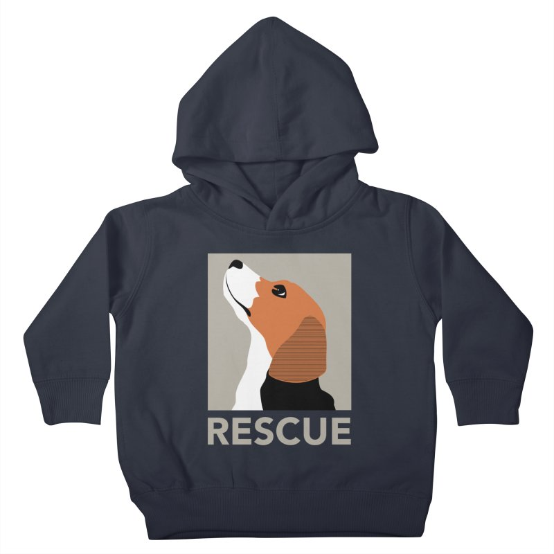 Rescue Kids Toddler Pullover Hoody by trekvix's Artist Shop