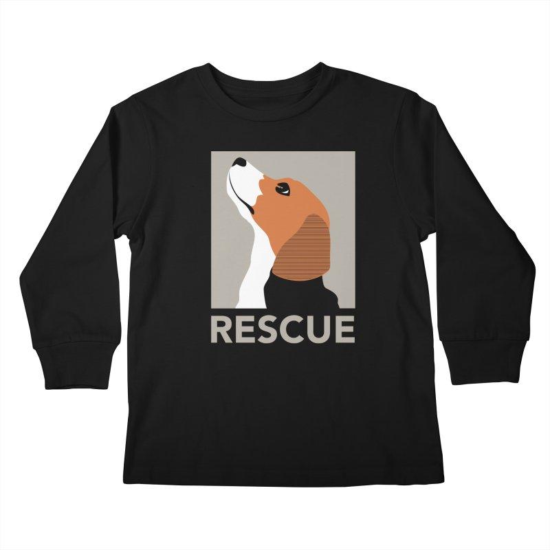 Rescue Kids Longsleeve T-Shirt by trekvix's Artist Shop