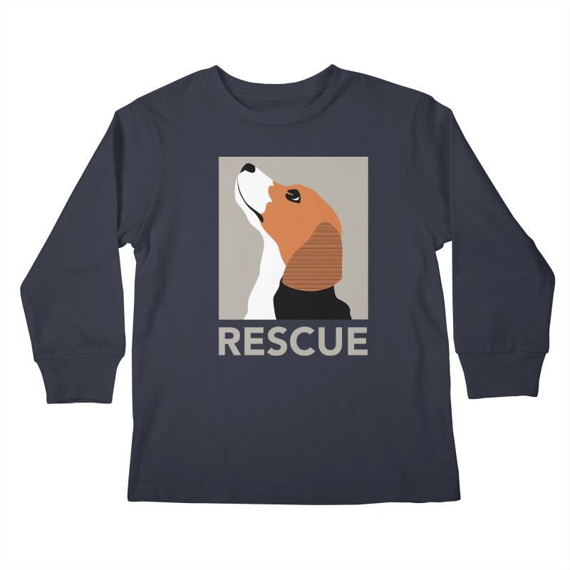 Rescue Kids Longsleeve T-Shirt by trekvix's Artist Shop