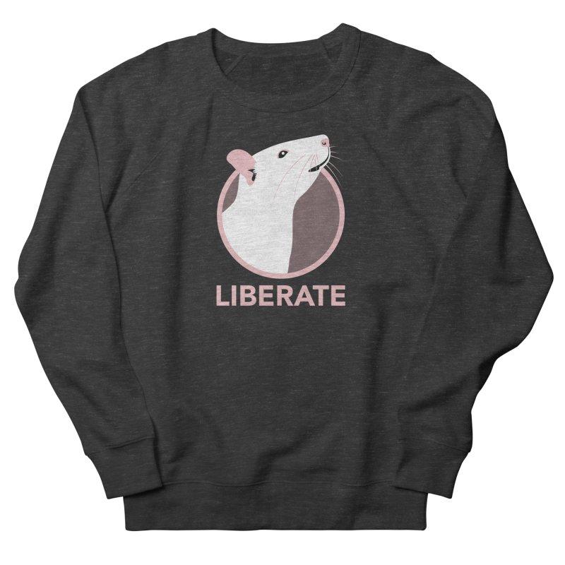 Liberate! (Rat) Women's Sweatshirt by trekvix's Artist Shop