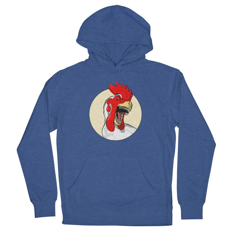 Chickens are Dinosaurs Women's Pullover Hoody by trekvix's Artist Shop
