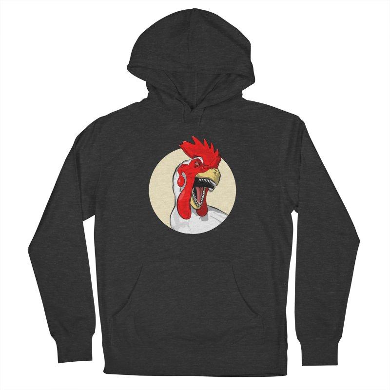 Chickens are Dinosaurs Men's Pullover Hoody by trekvix's Artist Shop