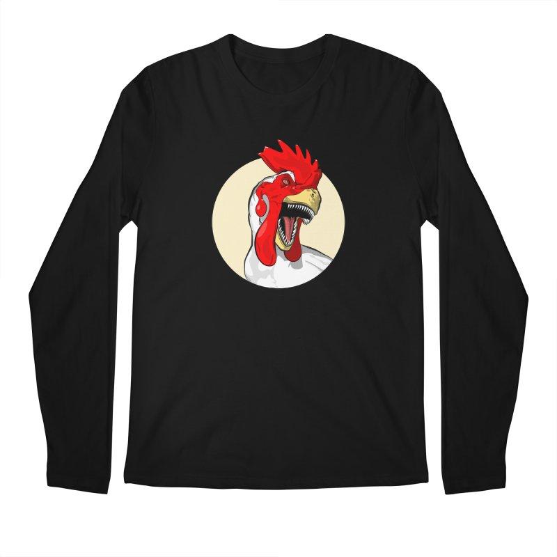 Chickens are Dinosaurs Men's Longsleeve T-Shirt by trekvix's Artist Shop