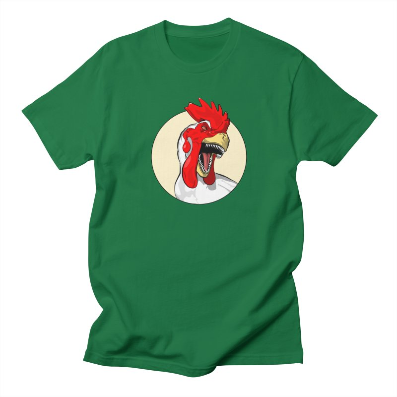 Chickens are Dinosaurs Men's T-Shirt by trekvix's Artist Shop