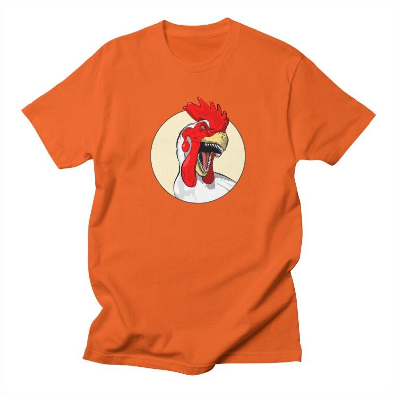 Chickens are Dinosaurs Women's Unisex T-Shirt by trekvix's Artist Shop