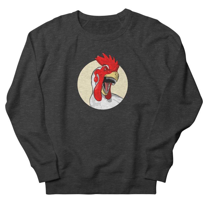 Chickens are Dinosaurs Women's Sweatshirt by trekvix's Artist Shop