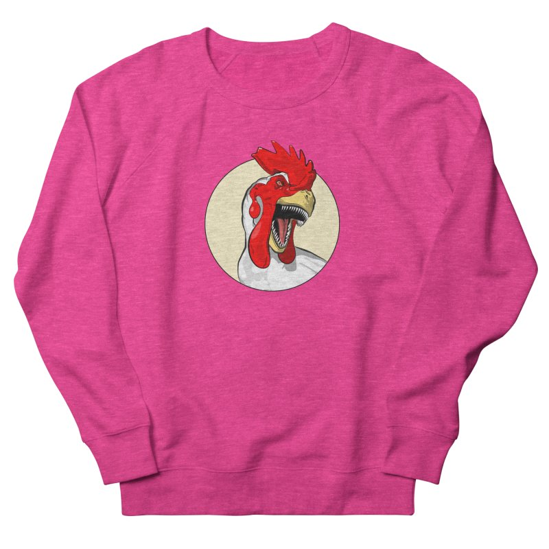 Chickens are Dinosaurs Men's Sweatshirt by trekvix's Artist Shop