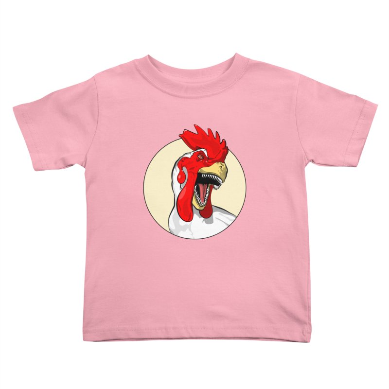 Chickens are Dinosaurs Kids Toddler T-Shirt by trekvix's Artist Shop