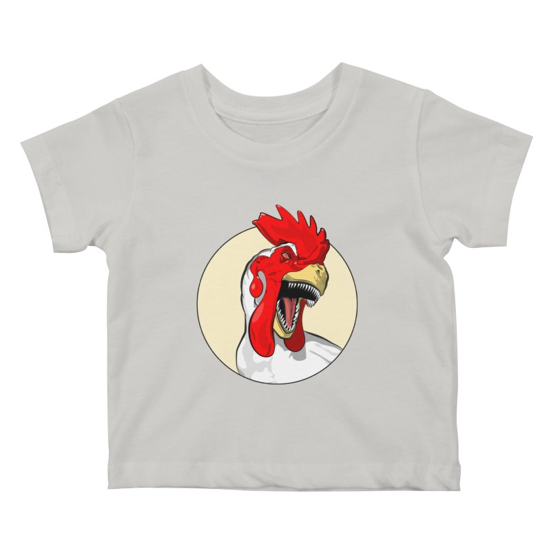 Chickens are Dinosaurs Kids Baby T-Shirt by trekvix's Artist Shop