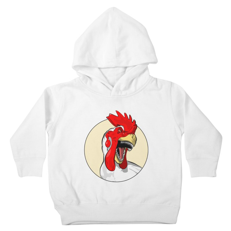 Chickens are Dinosaurs Kids Toddler Pullover Hoody by trekvix's Artist Shop