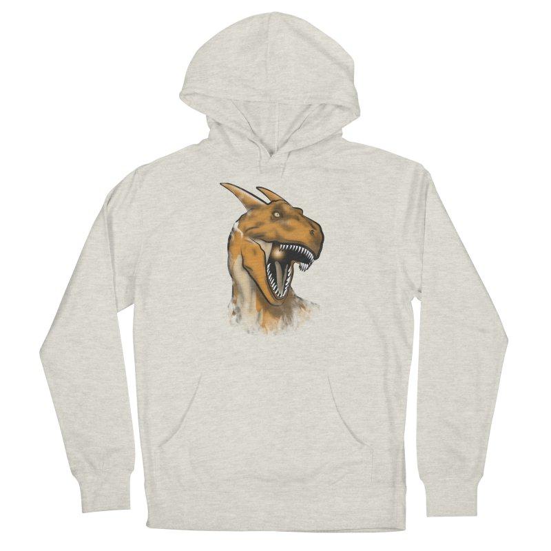 Charisaurus Rex Women's Pullover Hoody by trekvix's Artist Shop