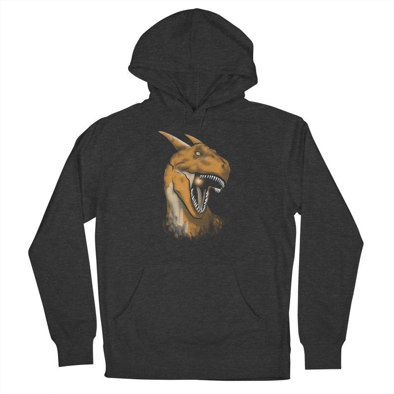 Charisaurus Rex Men's Pullover Hoody by trekvix's Artist Shop