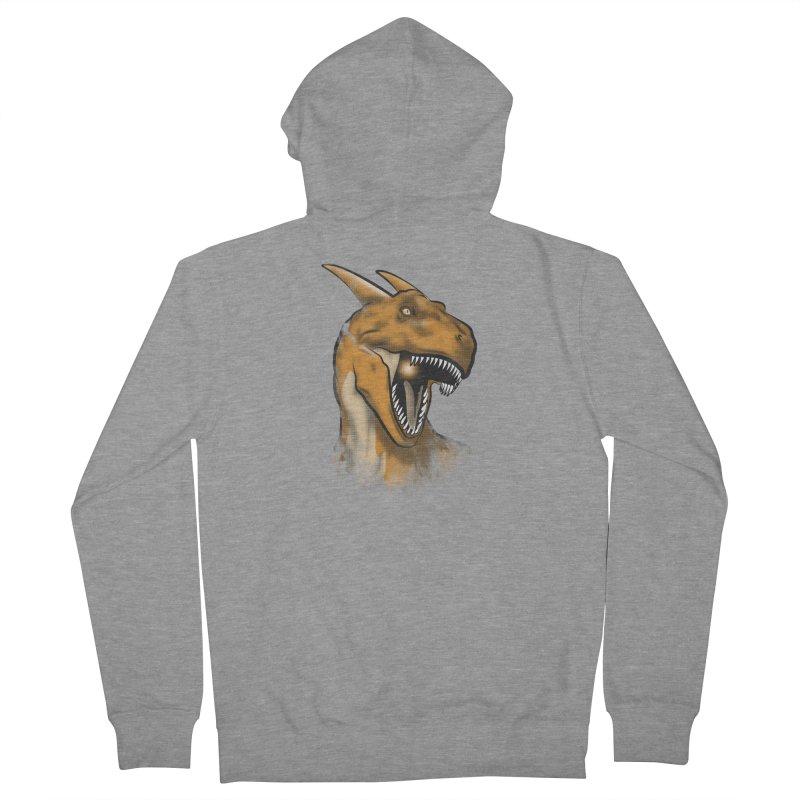 Charisaurus Rex Women's Zip-Up Hoody by trekvix's Artist Shop