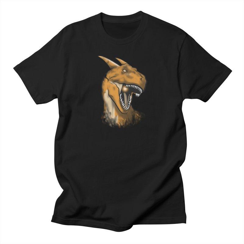 Charisaurus Rex Men's T-Shirt by trekvix's Artist Shop