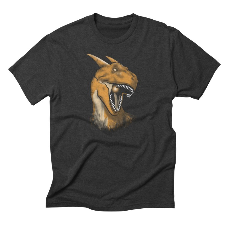 Charisaurus Rex Men's Triblend T-shirt by trekvix's Artist Shop