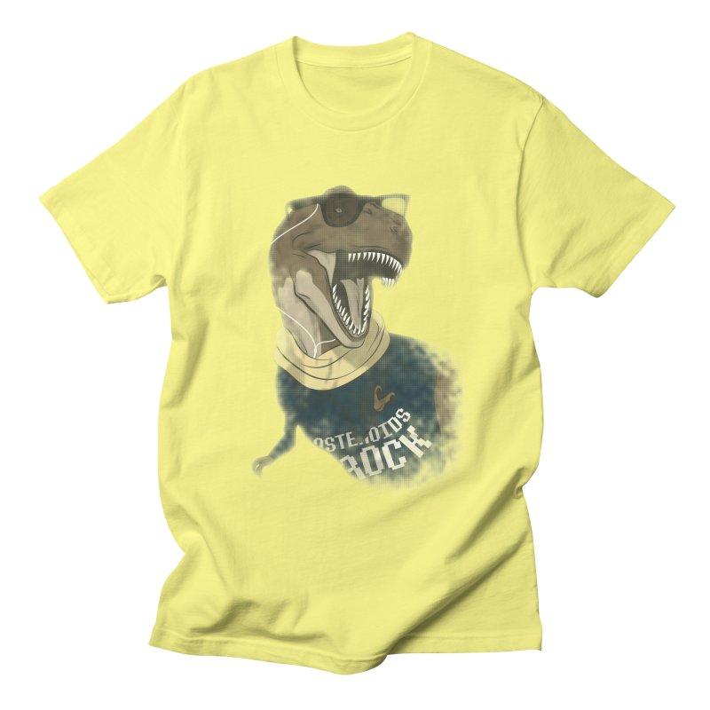 Hipstereosaurus Rex Men's T-Shirt by trekvix's Artist Shop