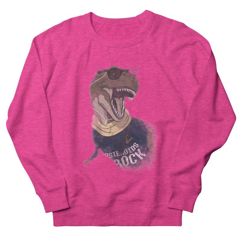 Hipstereosaurus Rex Women's Sweatshirt by trekvix's Artist Shop