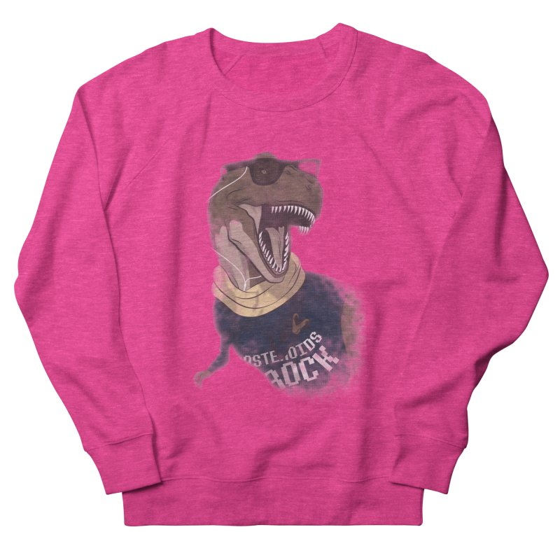 Hipstereosaurus Rex Men's Sweatshirt by trekvix's Artist Shop