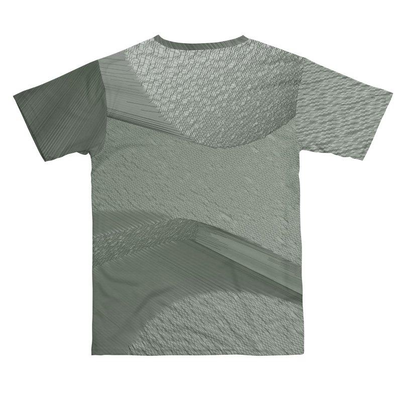SoundScape 6 in Fog Women's Cut & Sew by Trevor Ycas's Artist Shop