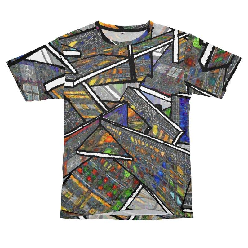 Framework: Broken Men's Cut & Sew by Trevor Ycas's Artist Shop