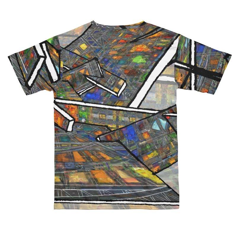 Framework: Broken Women's Cut & Sew by Trevor Ycas's Artist Shop