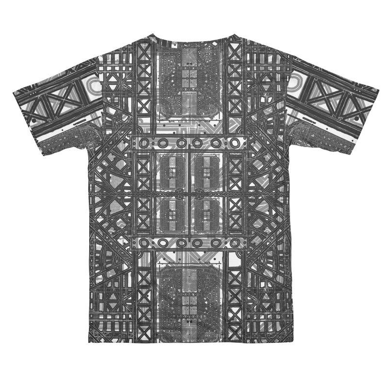 Framework 2 Men's Cut & Sew by Trevor Ycas's Artist Shop