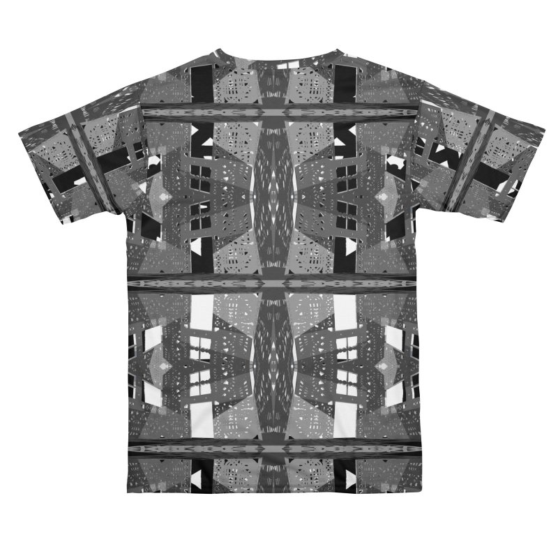 Framework: Landscape in Grey Women's Cut & Sew by Trevor Ycas's Artist Shop