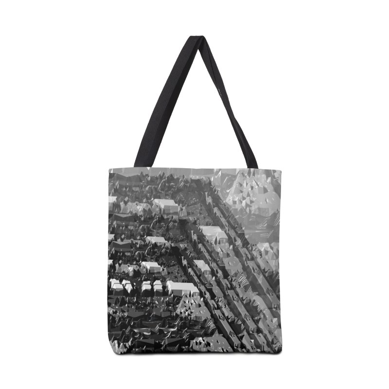 Urban Reduction : Neighborhoods Accessories Bag by Trevor Ycas's Artist Shop