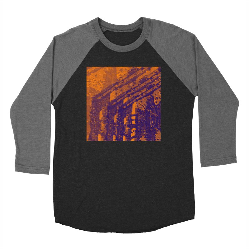 Urban Reduction: Neighborhood Fire Women's Longsleeve T-Shirt by Trevor Ycas's Artist Shop