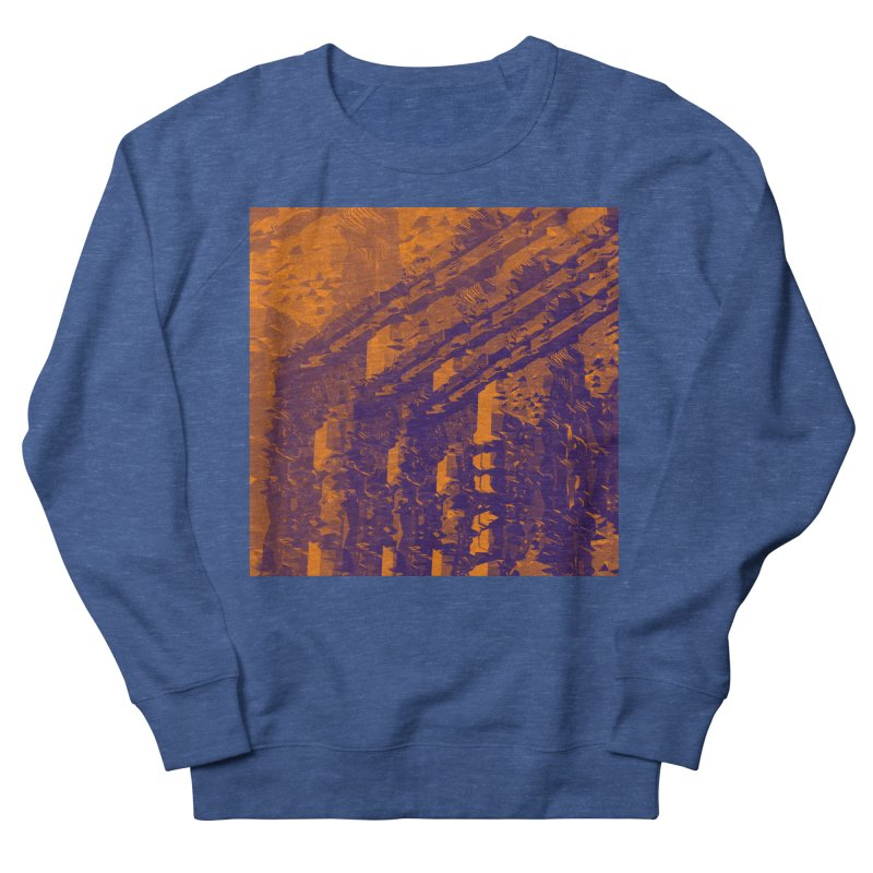 Urban Reduction: Neighborhood Fire Men's Sweatshirt by Trevor Ycas's Artist Shop