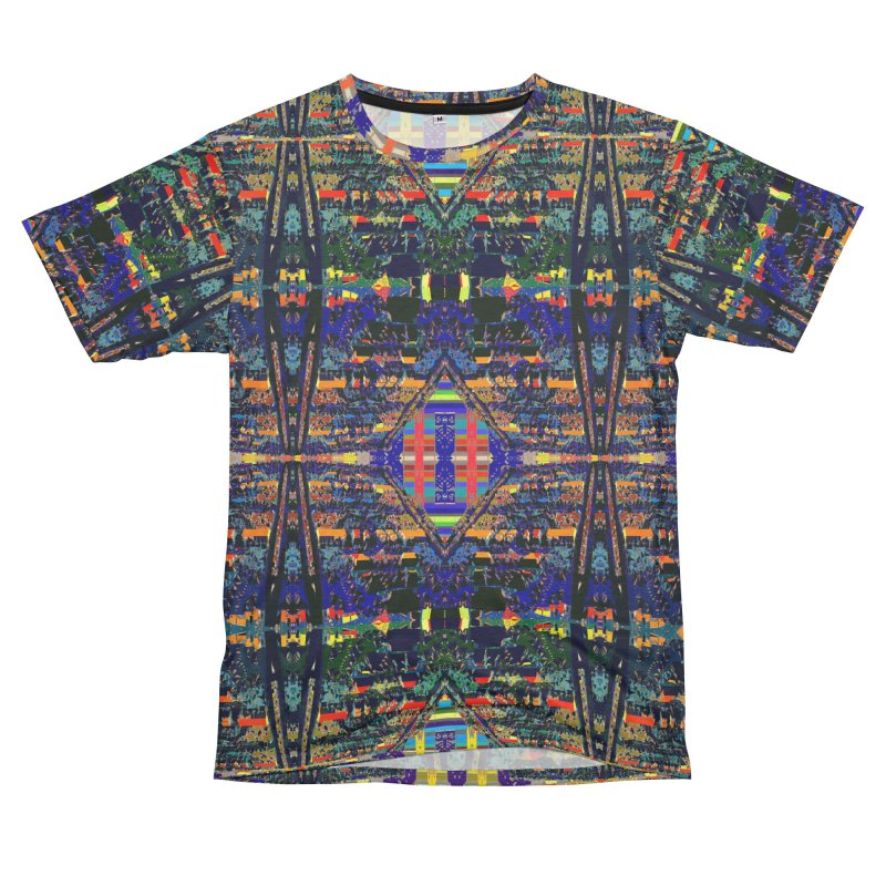 Framework Mandala: landscape Men's Cut & Sew by Trevor Ycas's Artist Shop