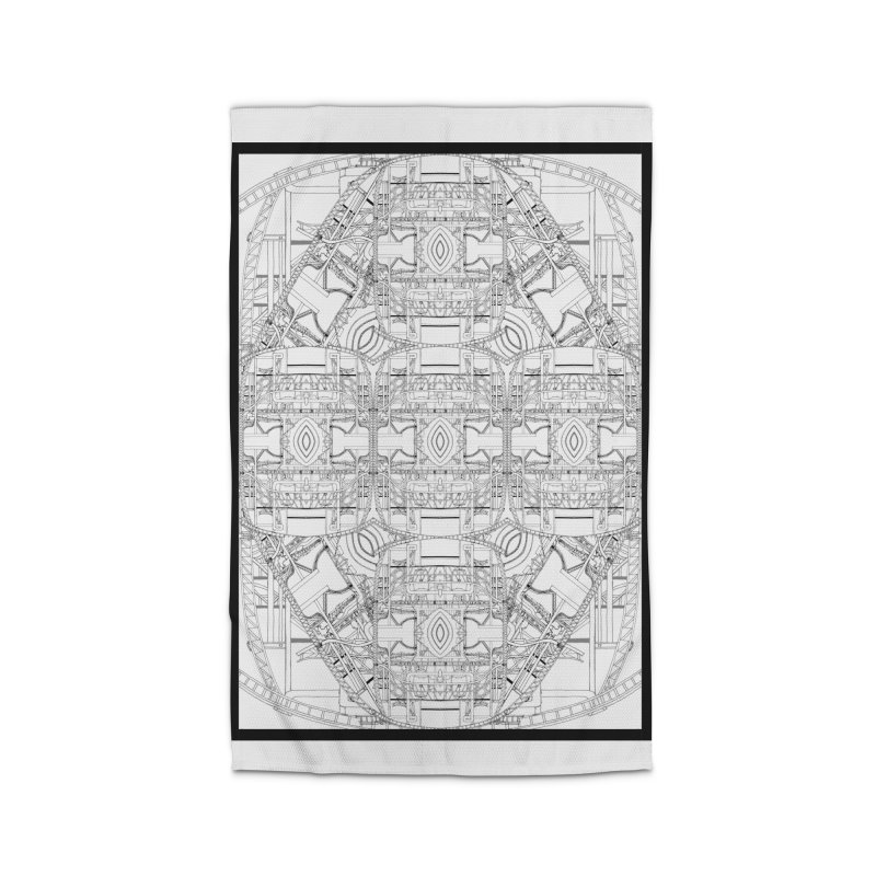 HydroCarbon Complexity 1 Home Rug by Trevor Ycas's Artist Shop