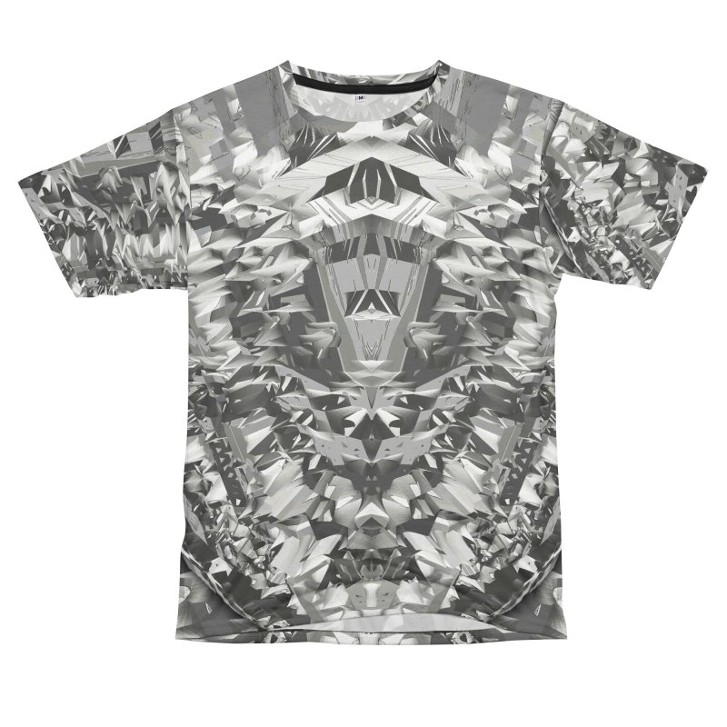 Hydrocarbon Deco Diamond Men's Cut & Sew by Trevor Ycas's Artist Shop
